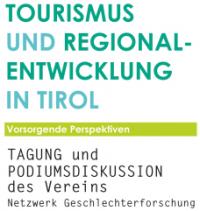 2014 Tourismus und Regionalentwicklung in Tirol